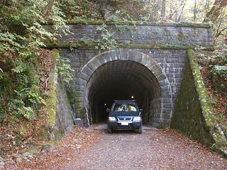天城山隧道とCRV.jpg